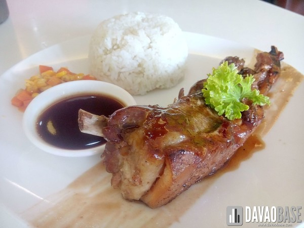 Nonong Grill Grilled Ribs