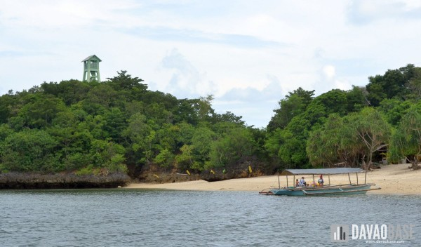 Shoreline in Guimaras Island