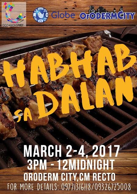 habhab sa dalan food festival davao city