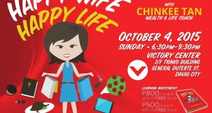 happy wife happy life chinkee tan