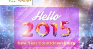 hello 2015 new years eve countdown sm lanang premier