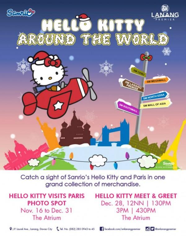 hello kitty meet and greet sm lanang