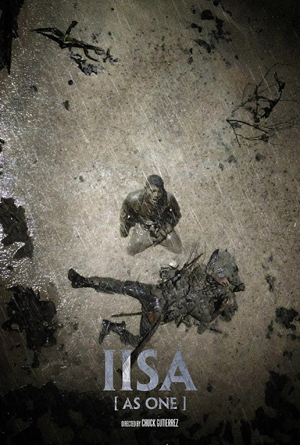 iisa as one human rights film poster