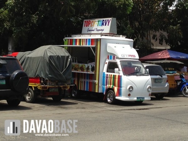 food truck in Davao
