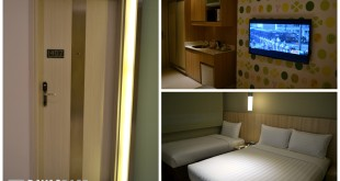 Happy Room at Injap Tower Hotel