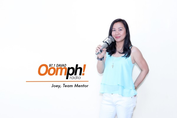 Joey Sy-Domingo worked as station manager of Oomph! Radio in the past.