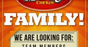 Manangs Chicken Davao job opening vacancy