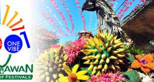 Kadayawan 2013 schedule of events