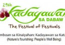Kadayawan 2014 Sports Events and Competitions