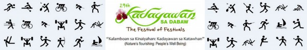 Kadayawan sports events
