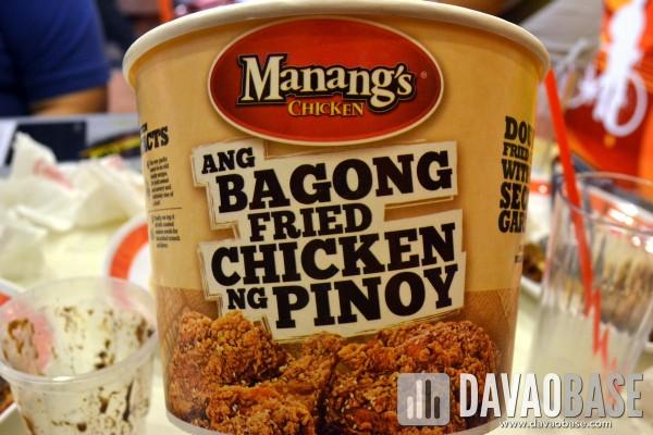 manangs chicken davao gaisano mall