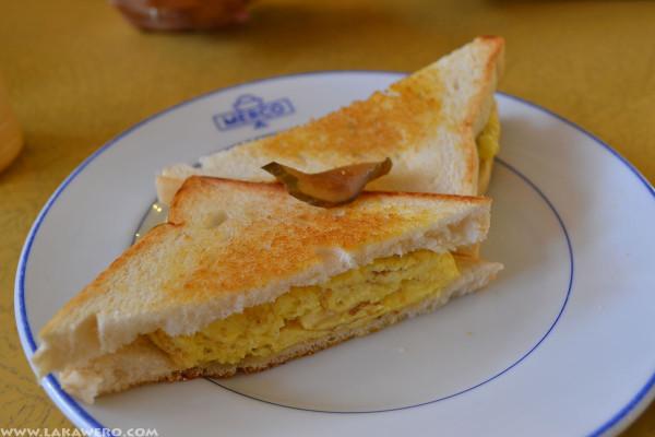Egg Sandwich  (from lakawero.com)