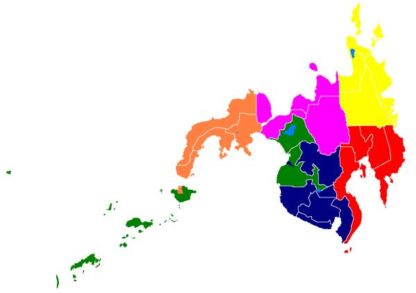 mindanao region