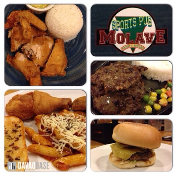 Molave greaseless chicken Davao