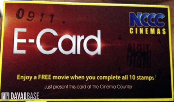 NCCC E-Card