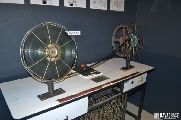 nccc-mall-davao-cinema-old-film-reel-rewinder