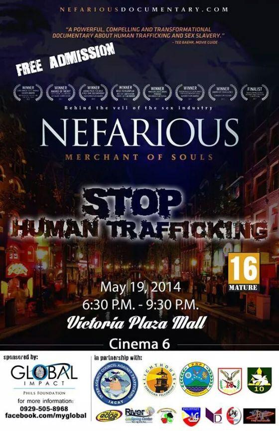 nefarious free film showing may 19
