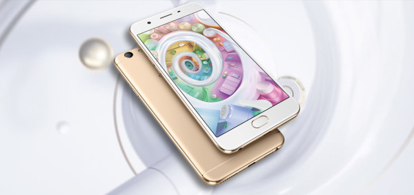 OPPO F1s sports a 5.5-inch 2.5D Corning Gorilla Glass 4 display and runs on octa-core processor and 3GB RAM.