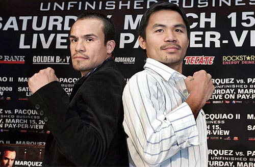 pacquiao marquez fight