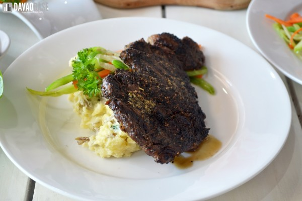 pan-grilled-peppered-steak-and-rosemary-compound-butter