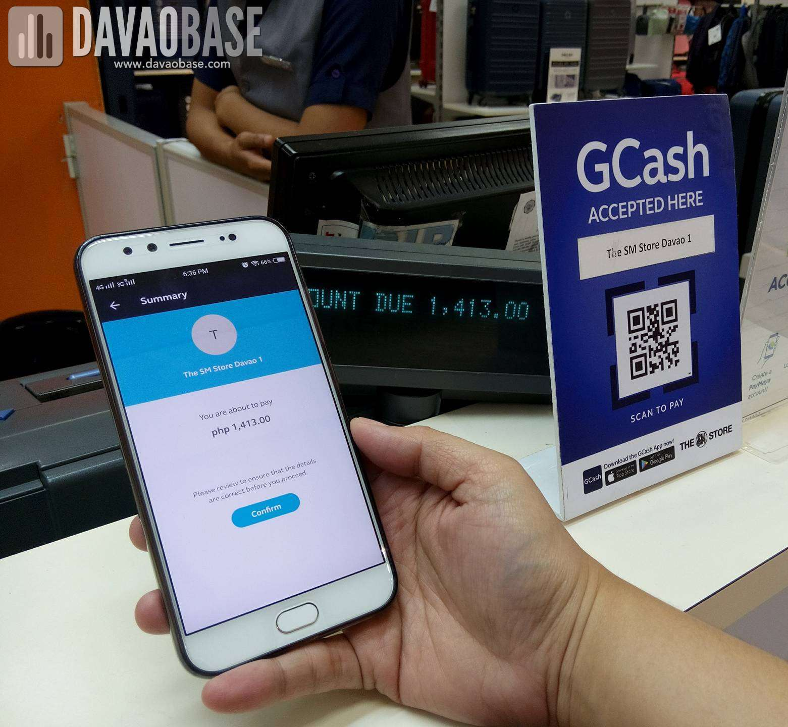 Cashless Convenience with GCash Mobile Money Wallet - DavaoBase