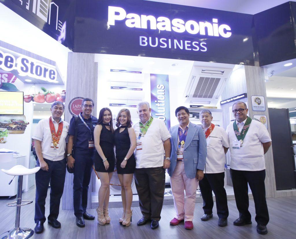 philconstruct expo delegates panasonic