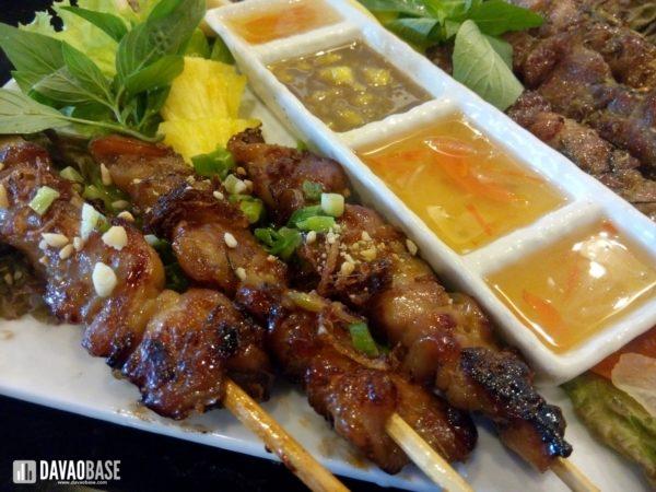 pork barbecue in hanoi davao vietnamese bbq platter