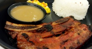 Grilled Pork Belly at Port Cafe, Gaisano Mall of Toril