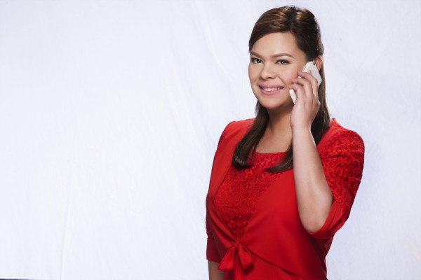 sara duterte gionee elife e6 china smartphone