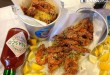 Blue Posts Boiling Crabs and Shrimps Cereal Shrimps
