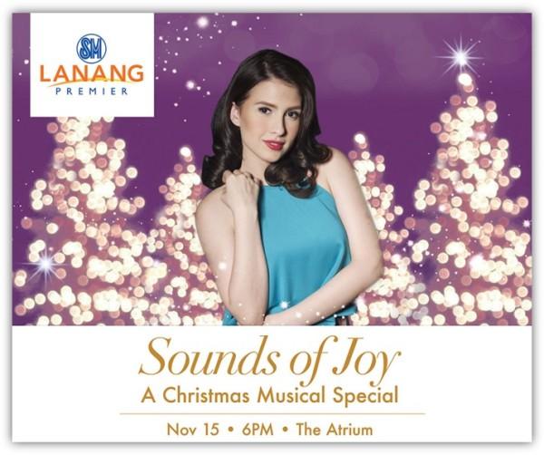 sm lanang premier sounds of joy