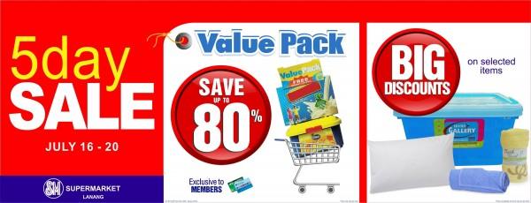 SM Lanang sale