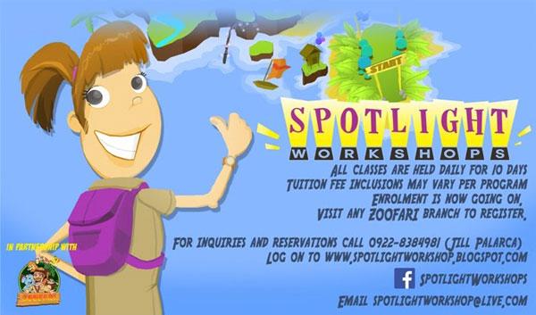 spotlight-mascot