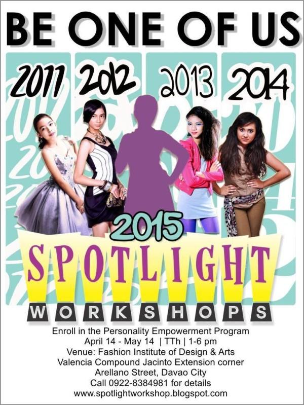 spotlight workshops 2015