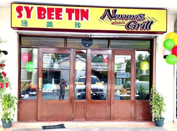 Sy Bee Tin Nonong Grill in Torres