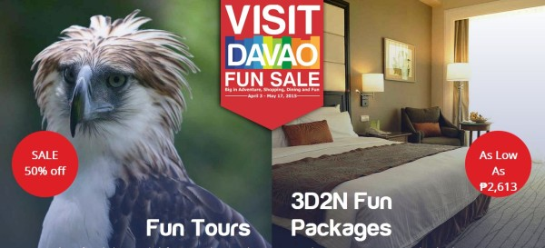 visit davao fun sale 2015