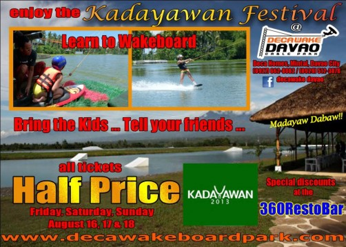 Deca Wakeboard Park Davao