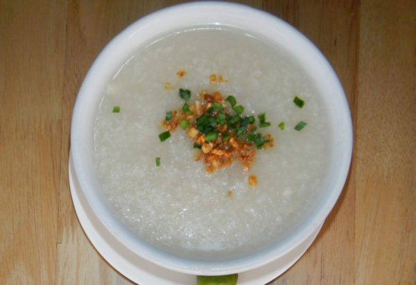ways of cooking rice lugaw