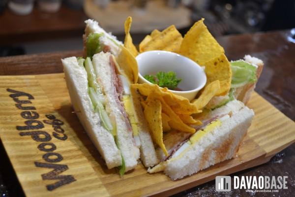 woodberry clubhouse sandwich