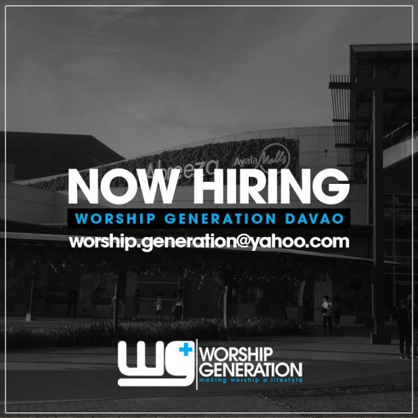 worship generation abreeza mall davao